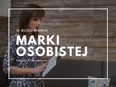 Książka o budowaniu marki osobistej