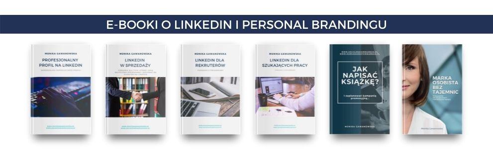 E-booki autorstwa Moniki Gawanowskiej