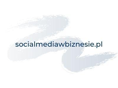 Monika Gawanowska - autorka strony socialmediawbiznesie.pl